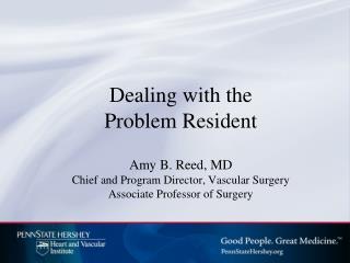 The Problem Resident