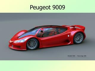 Peugeot 9009