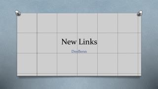 New Links
