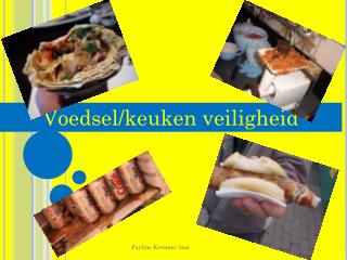 Voedsel/keuken veiligheid