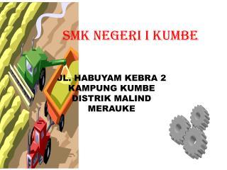 SMK NEGERI I KUMBE