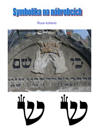 Symbolika na náhrobcích