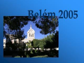 Belém 2005