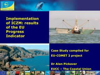 Implementation of ICZM: results of the EU Progress Indicator