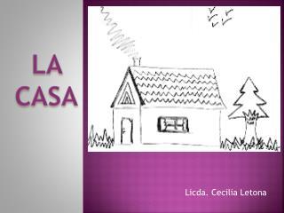 Licda. Cecilia Letona