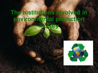 The institutions involved in environmental protection in Żory