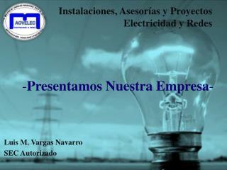 - Presentamos Nuestra Empresa -