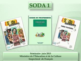 SODA 1