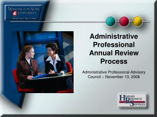 Administrative Professional Annual Review Process