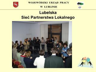 Lubelska Sieć Partnerstwa Lokalnego