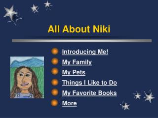 All About Niki
