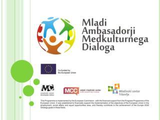Pilotno izvajanje projekta MAMD   (2009 – 2012)