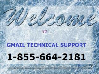1-855-664-2181 Contact Gmail Password Recovery