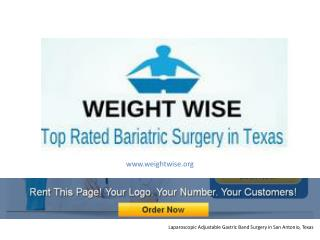 Best Bariatric Surgeon in Comal County, Texas