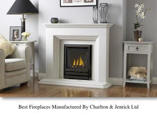 Charlton & Jenrick Ltd - best of British fires, fireplaces