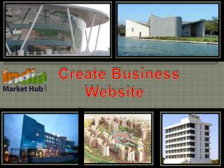 India Market Hub   Create Business Website Chandigarh