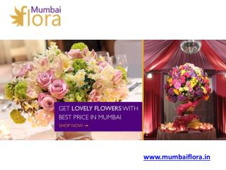 Send Flowers and Cake to Mumbai
