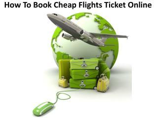 Online domestic flights