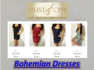 Bohemian Dresses Online | Bohemian Clothing/Clothes for Wome