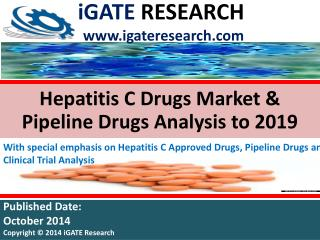 Worldwide - Hepatitis C Drugs Market and Pipeline Drugs Anal