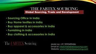 Buy apparel and accessories in India