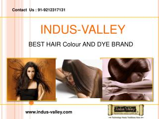 Herbal Hair Colour