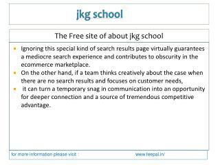 Essay help online services of jkg school