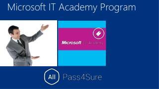 Microsoft Pass4sure Braindumps