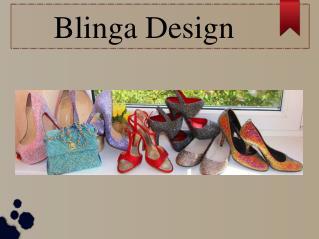 Christian Louboutin Crystal, Strass Shoes & handbag Designer