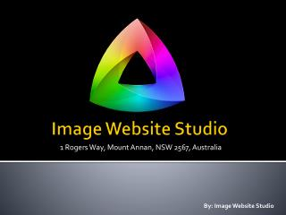 Website Design Camden – Image Website Studio Portfolio