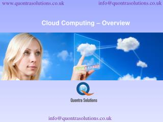 Cloud computing overview and how you can get Cloud