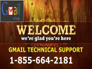 1-855-664-2181 Gmail Technical Support Number USA