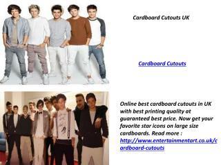 Celebrity Cardboard Cutouts