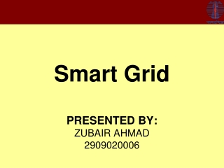 The Consumer End of the Smart Grid