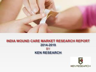 India Wound Care Market Future Outlook and Projections