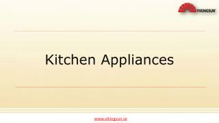 Kitchen Accessories & Products