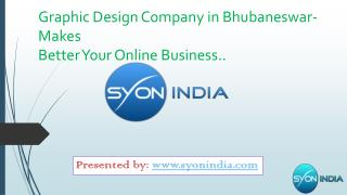 Graphic Design Company in Bhubaneswar-Makes Better Your Onli