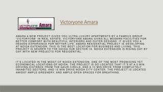 Victoryone amara