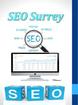 SEO Company Surrey