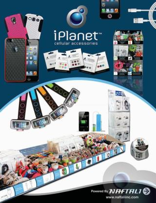 Naftali Inc. - Iplanet Cellular Accessories