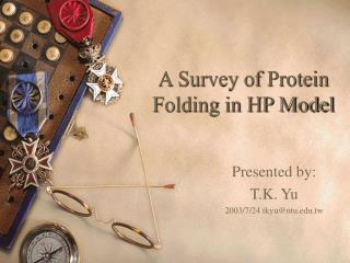 A Survey of Protein Folding in HP Model