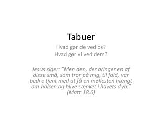 Tabuer