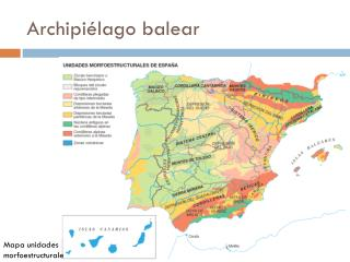 Archipi�lago balear
