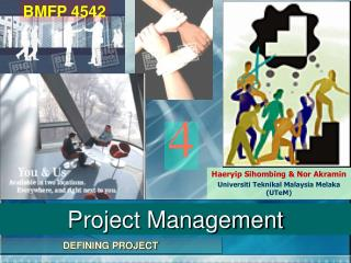 DEFINING PROJECT