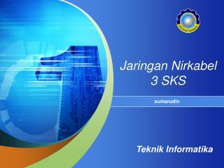 Jaringan Nirkabel 3 SKS