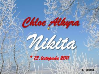 Chloe Alkyra