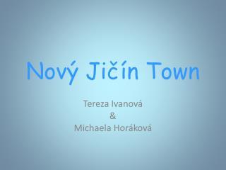 Nový Jičín Town