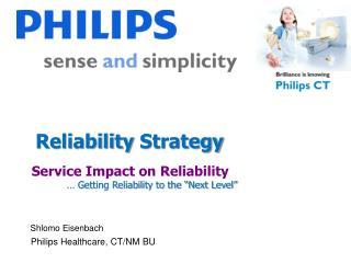 Reliability Strategy
