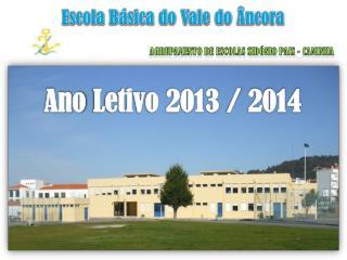 Escola Básica  do Vale do Âncora