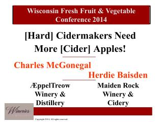 [Hard] Cidermakers Need More [Cider] Apples!